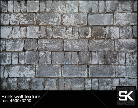 GraphicRiver Brick Wall 6307154