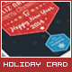 Western-Retro Holidays Card - GraphicRiver Item for Sale
