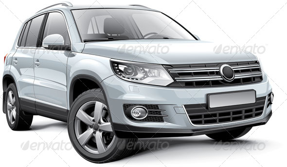 GraphicRiver Germany Compact Crossover 6307332