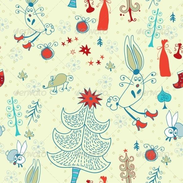 GraphicRiver Christmas Card 6307445