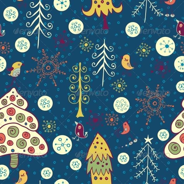 GraphicRiver Christmas Card 6307739