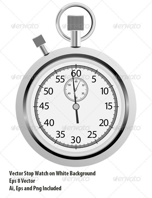 GraphicRiver Stopwatch 6309417