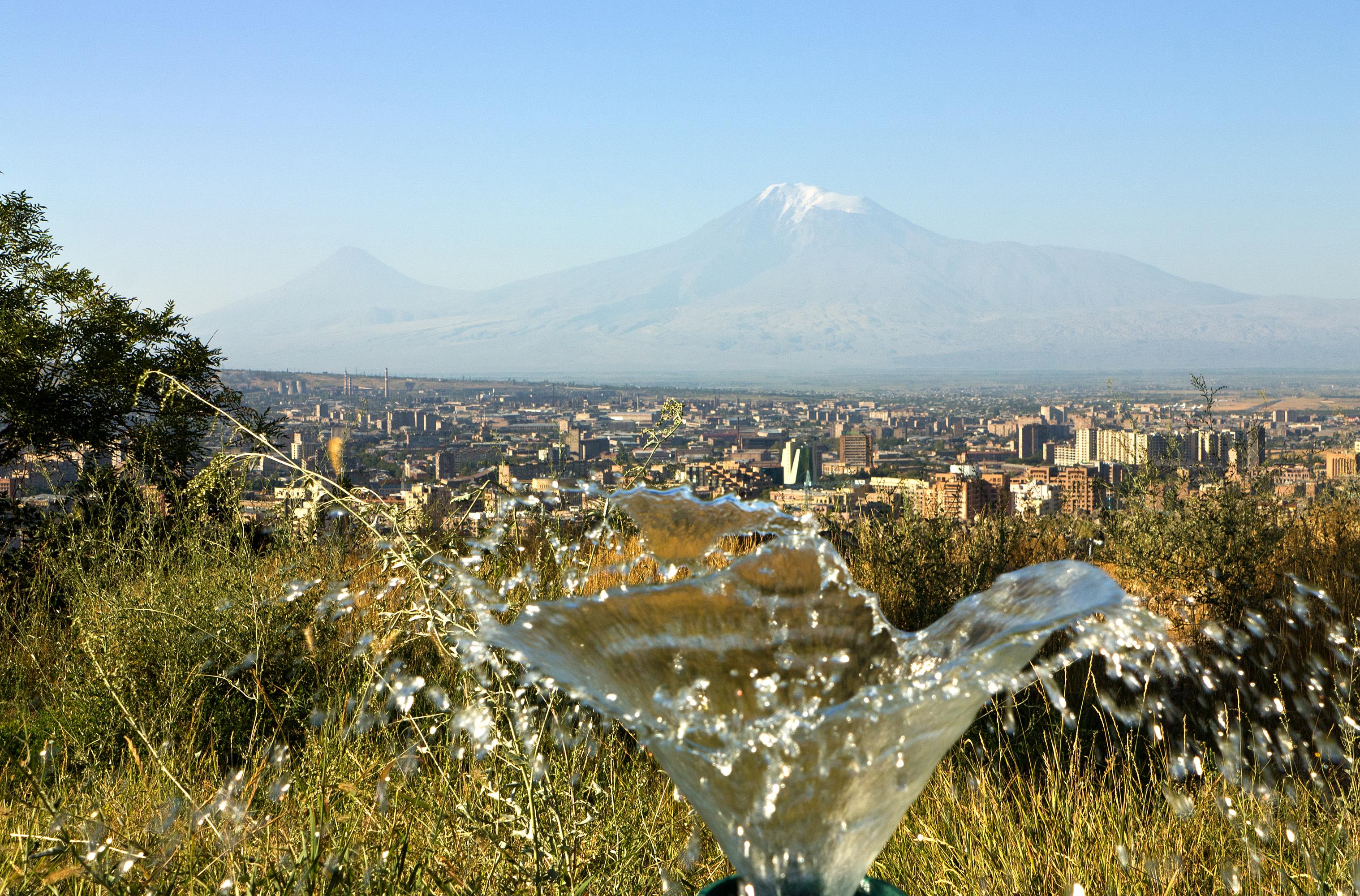 Mountain Ararat