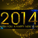 New Year Wish 2014 - VideoHive Item for Sale