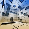 Futuristic interior - PhotoDune Item for Sale