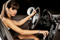 Young Women in Sport car - PhotoDune Item for Sale