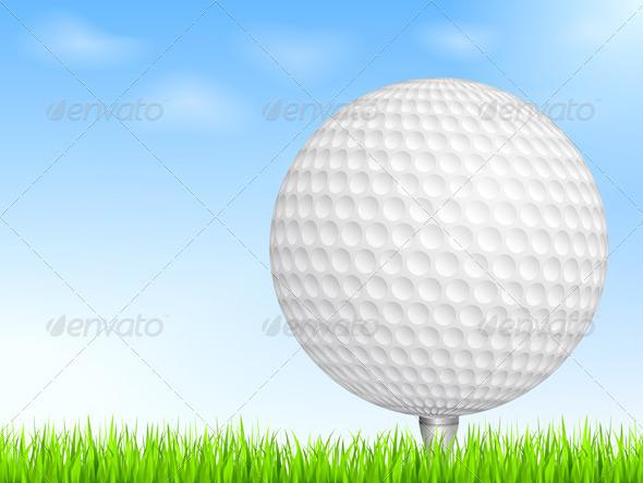 GraphicRiver Golf Ball 6314332