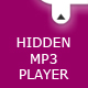 AS3 STICKY HIDDEN MP3 PLAYER - ActiveDen Item for Sale