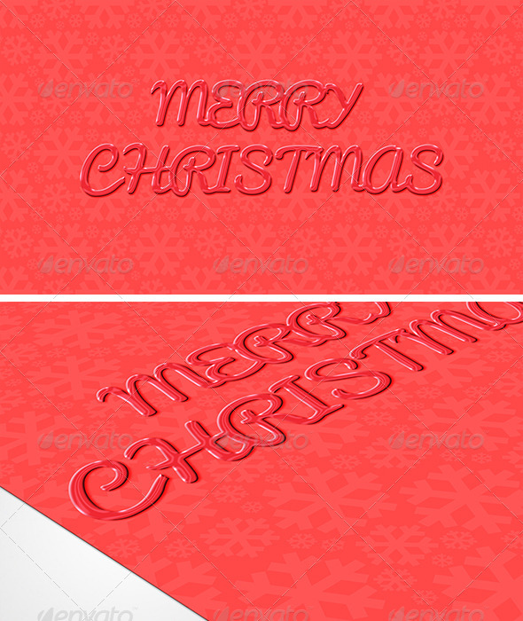 GraphicRiver Christmas Style 6314990