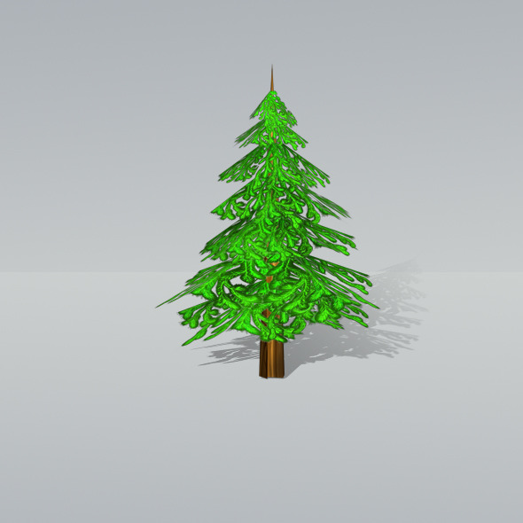 3DOcean Tree 6316229