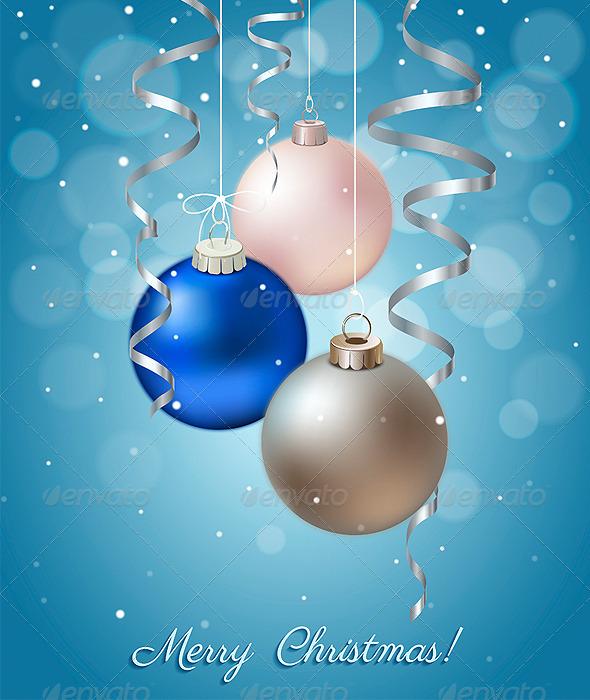 GraphicRiver Christmas Decoration 6317125