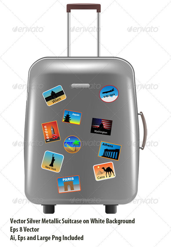GraphicRiver Suitcase 6318016
