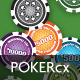 Poker Chip Stickers - GraphicRiver Item for Sale