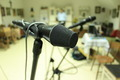 Microphone in Recording Room - PhotoDune Item for Sale
