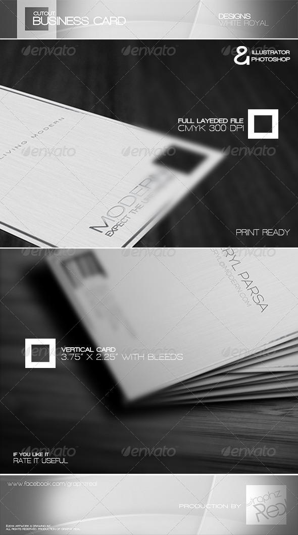 GraphicRiver Business Card 008 6280342