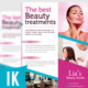 Beauty & Spa Flyers Pack - GraphicRiver Item for Sale
