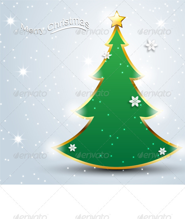 GraphicRiver Christmas Tree 6321682