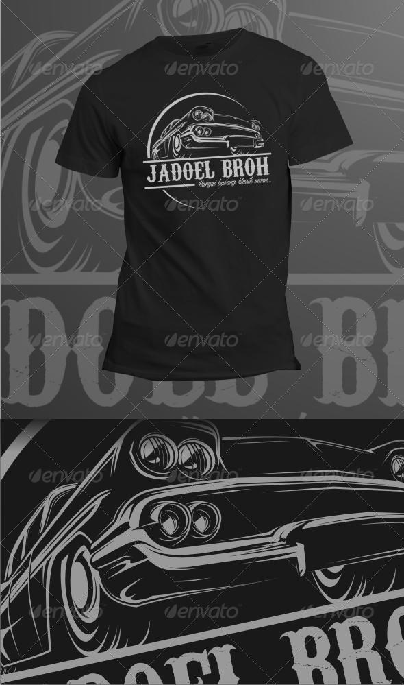 Jadoel T-Shirts