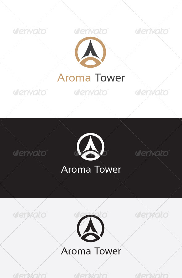 GraphicRiver A Letter Logo Template 6322151