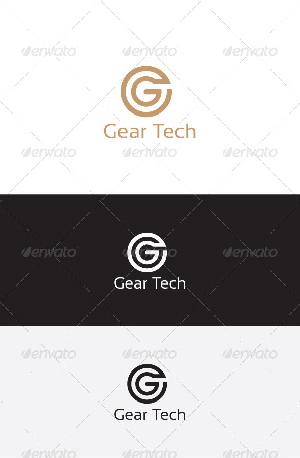 GraphicRiver G Letter Logo Template 6322159