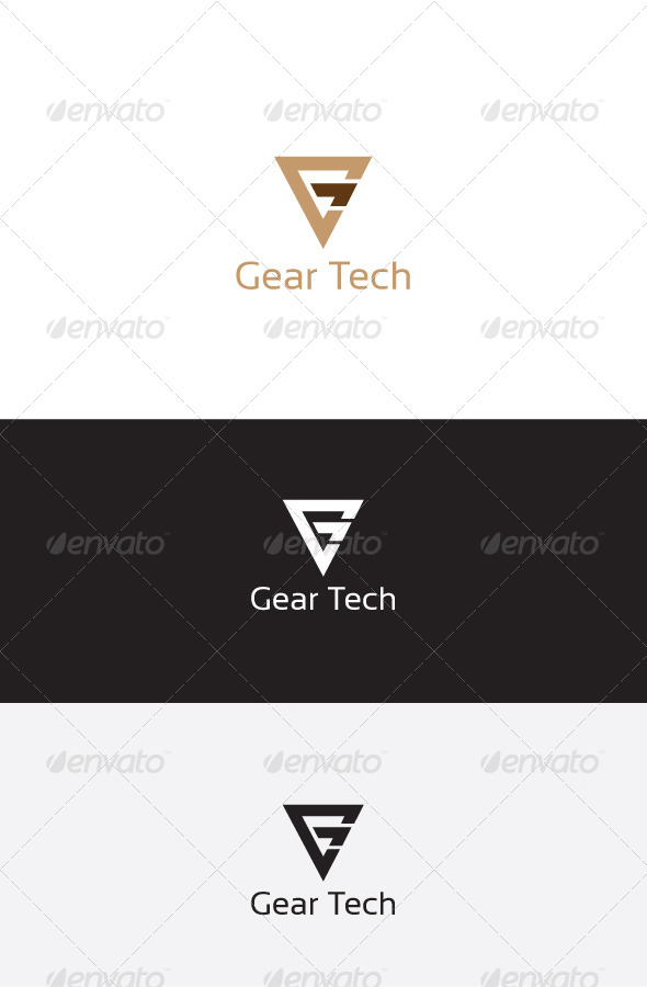GraphicRiver G Letter Logo Template 6322164