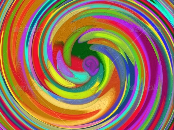 GraphicRiver Abstract spiral 6322708