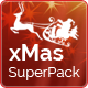xMas SuperPack - Product Banner Set - GraphicRiver Item for Sale