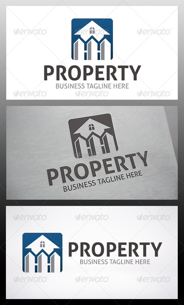 GraphicRiver Property App Logo 6323645