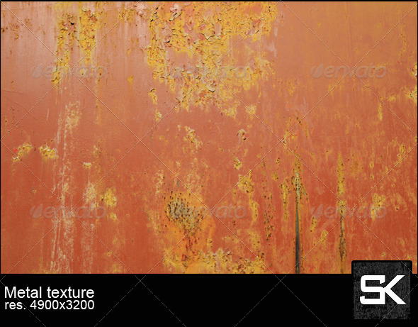 GraphicRiver Old Paint On Metal 6323655