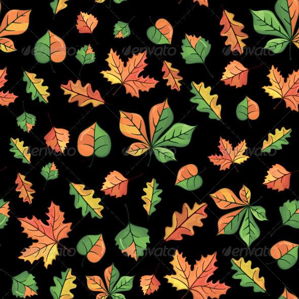 GraphicRiver Autumn Pattern 6323682