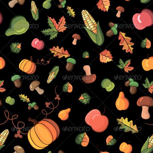 GraphicRiver Harvest Pattern 6323861