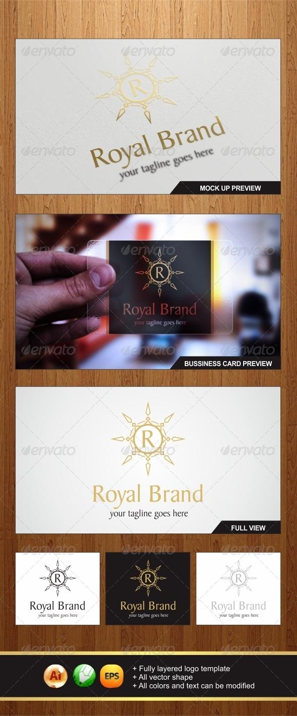 GraphicRiver Royal Brand Logo 6324036