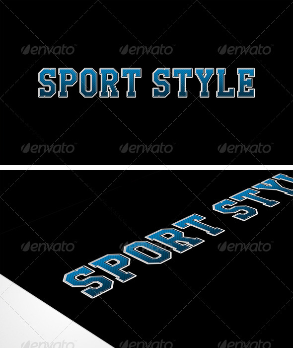 GraphicRiver Sport Style 6324824