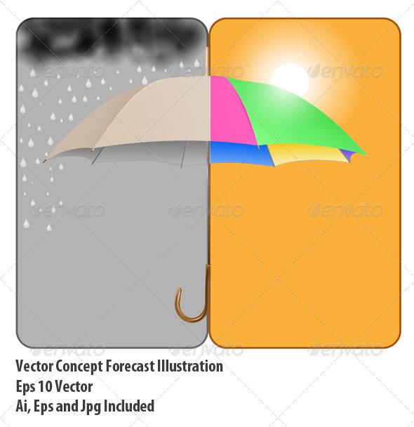 GraphicRiver Sunny Rainy 6325322