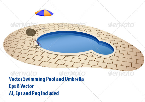 GraphicRiver Swimming Pool 6325559