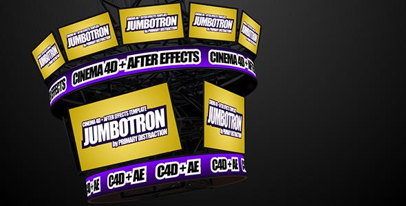 Jumbotron C4D&AE