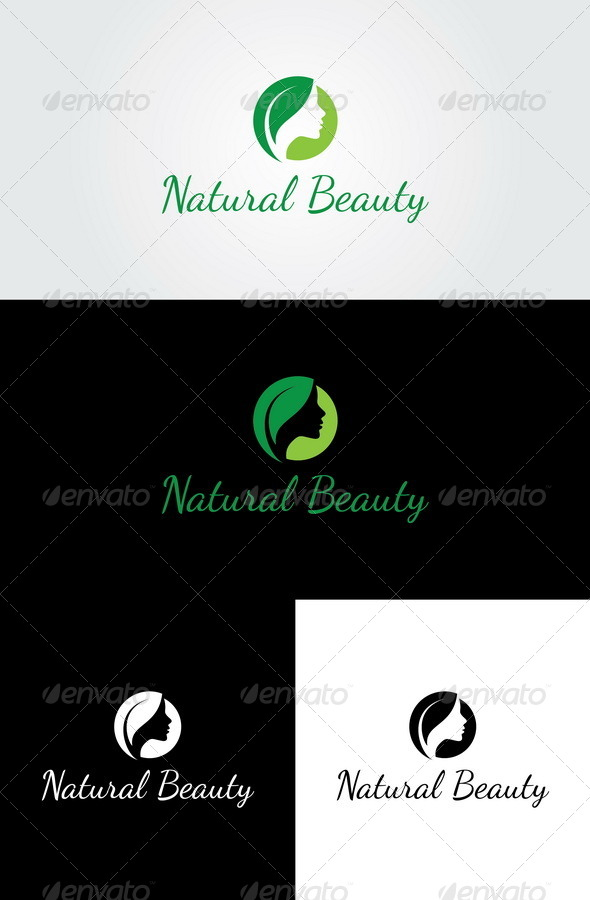 GraphicRiver Natural Beauty Logo Templates 6326390