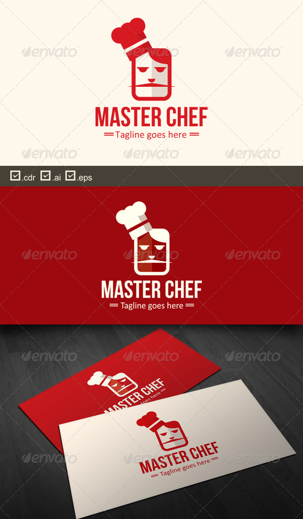GraphicRiver Master Chef 6326470