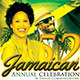 Jamaican Celebration: CD Cover Artwork Template - GraphicRiver Item for Sale