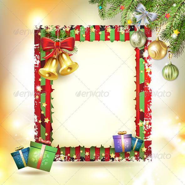 GraphicRiver Christmas Card 6327284