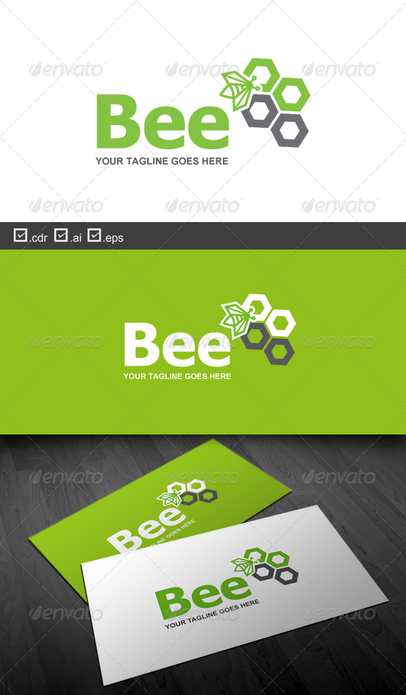 GraphicRiver Bee 6327435