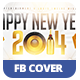 New Year | Facebook Cover - GraphicRiver Item for Sale