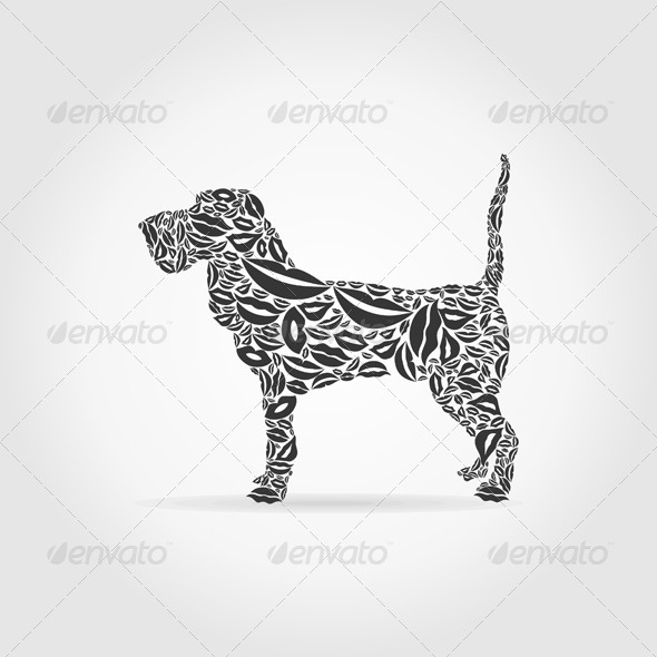 GraphicRiver Dog from Lips 6327532