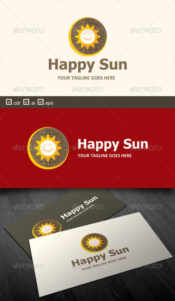GraphicRiver Happy Sun 6327537