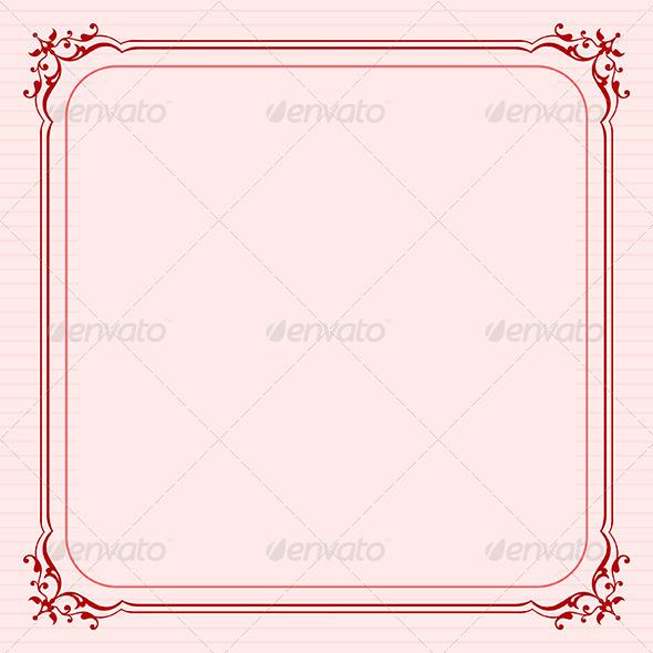 GraphicRiver Elegant Frame 6327542