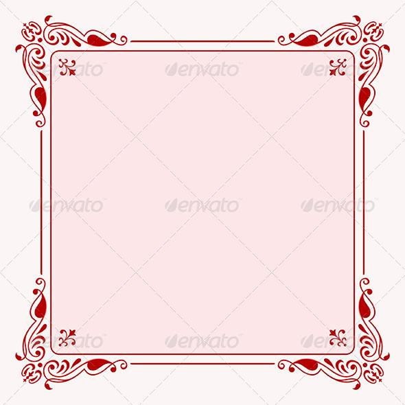 GraphicRiver Elegant Frame 6327567