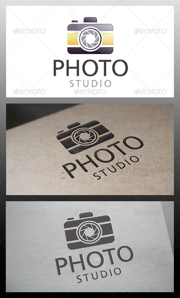 GraphicRiver Photo Logo 6328453