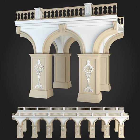3DOcean Arcade 001 6328510