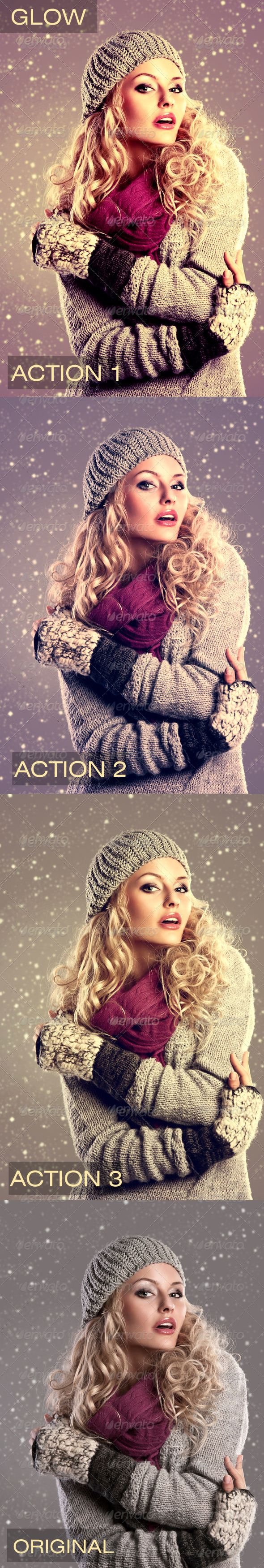 GraphicRiver Photo Effect PS Action 11 6328553