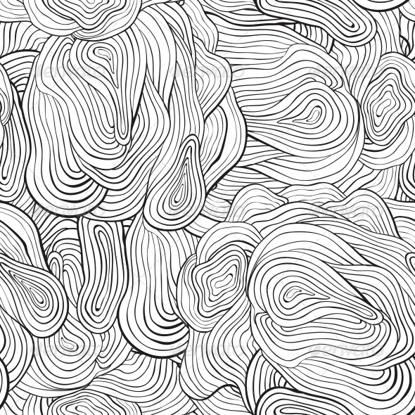GraphicRiver Vector Seamless Curve Pattern 6328560